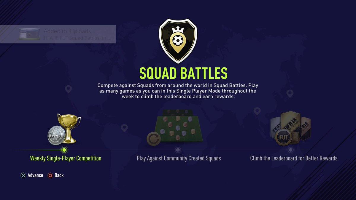 Fifa 19 Squad Battles Rewards fifa 19 squad battles: rewards, ranks & the new game mode