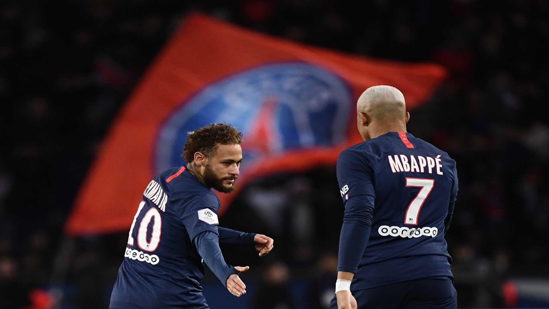 PSG-Amiens (4-1), Mbappé et Neymar ont encore frappé