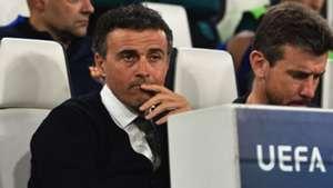 Luis Enrique Juventus Barcelona UCL 11042017