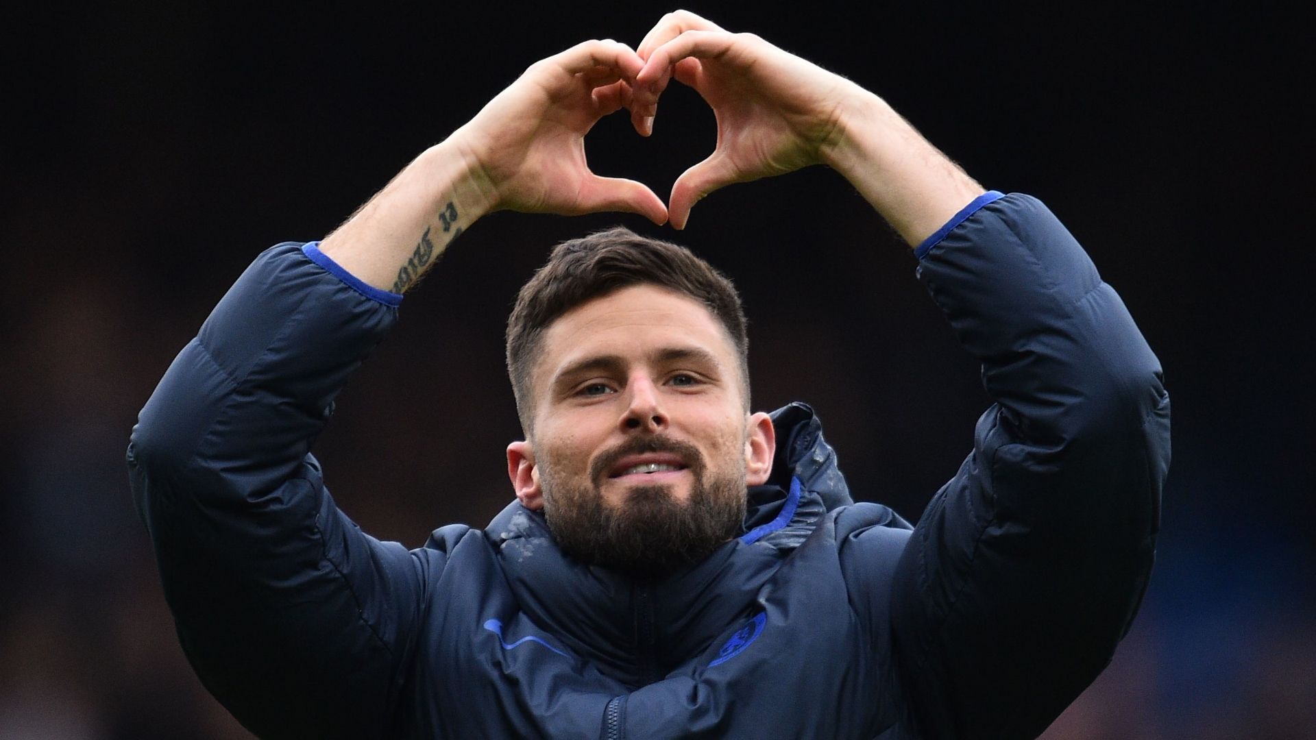 'I'm happy here again' - Giroud makes Chelsea U-turn & is open to signing new deal