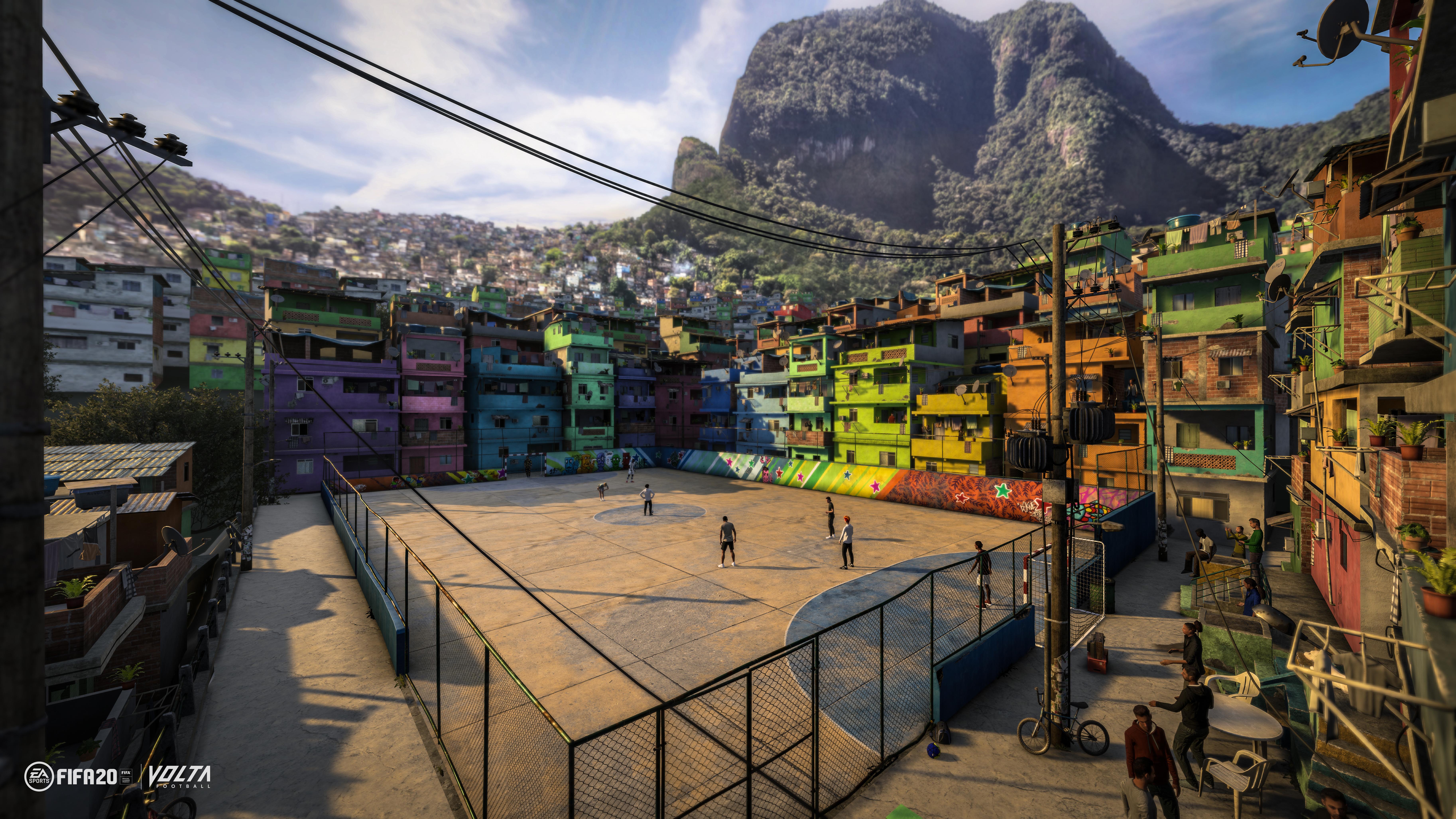 FIFA 20 Volta Rio