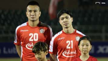 Vu Ngoc Thinh - Nguyen Cong Phuong | Ho Chi Minh City vs Ulsan Hyundai | Friendly Match | 17 January 2020