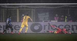 Gianluigi Buffon Atalanta Juventus Coppa Italia