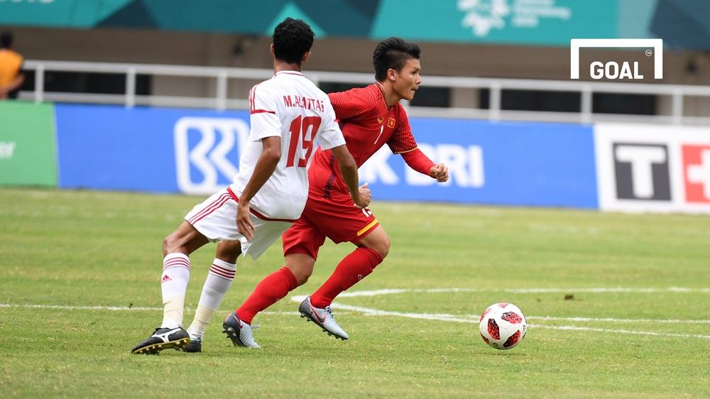 Olympic Việt Nam Olympic UAE Tranh hạng ba ASIAD 2018