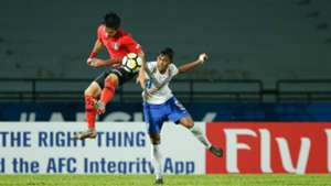 India U16 AFC U16 Championship