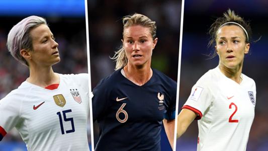 TheBest FIFA : Megan Rapinoe, Amandine Henry et Lucy Bronze nominées pour le prix de la meilleure joueuse | Goal.com