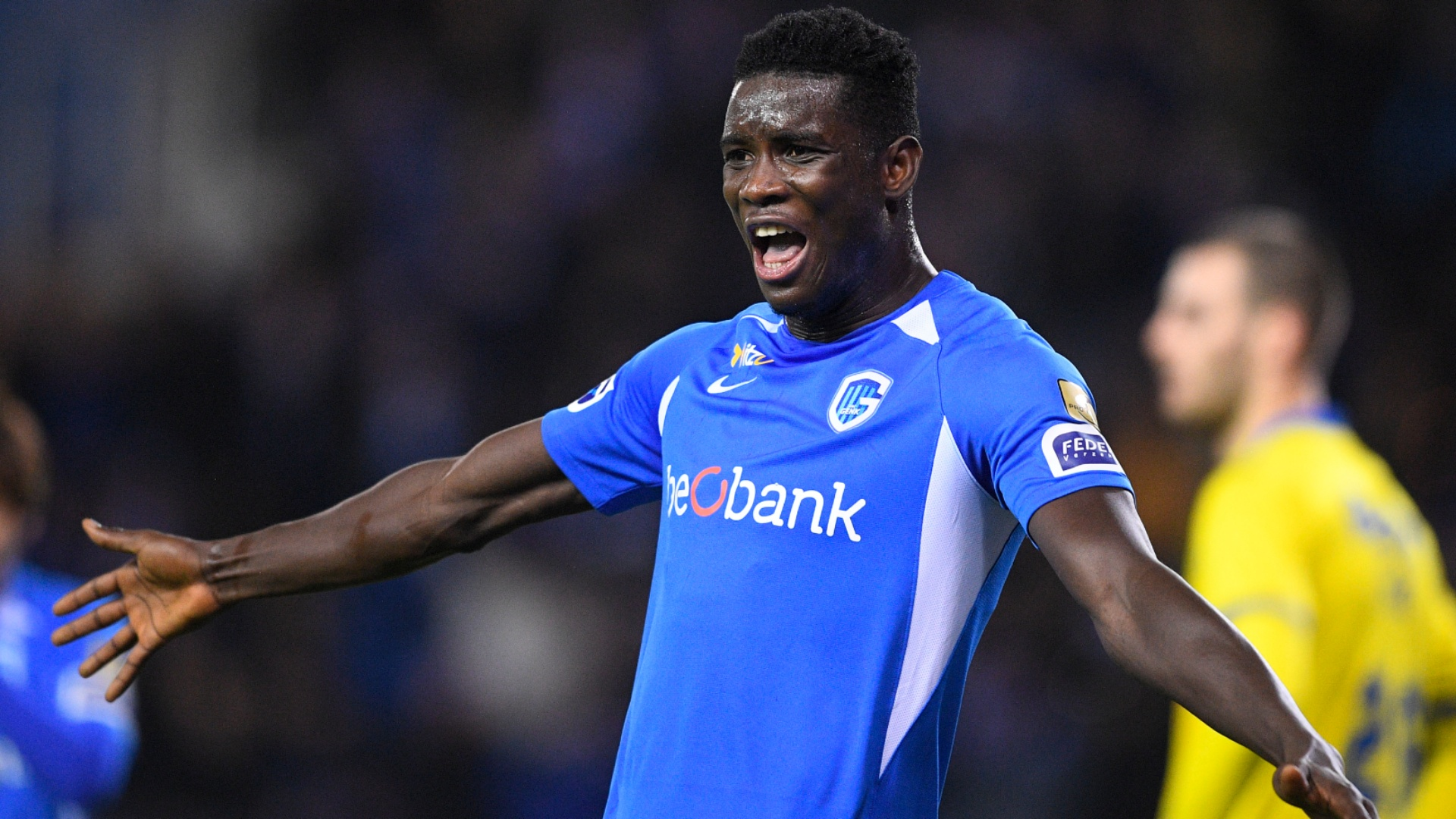 Onuachu continues sparkling performances with another brace for Genk
