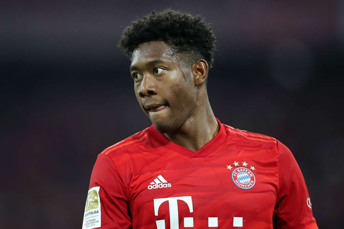 David Alaba Injury Blow For Bayern Munich As Versatile Austrian Is Ruled Out For Up To Three Weeks Could Miss Tottenham Trip Goal Com