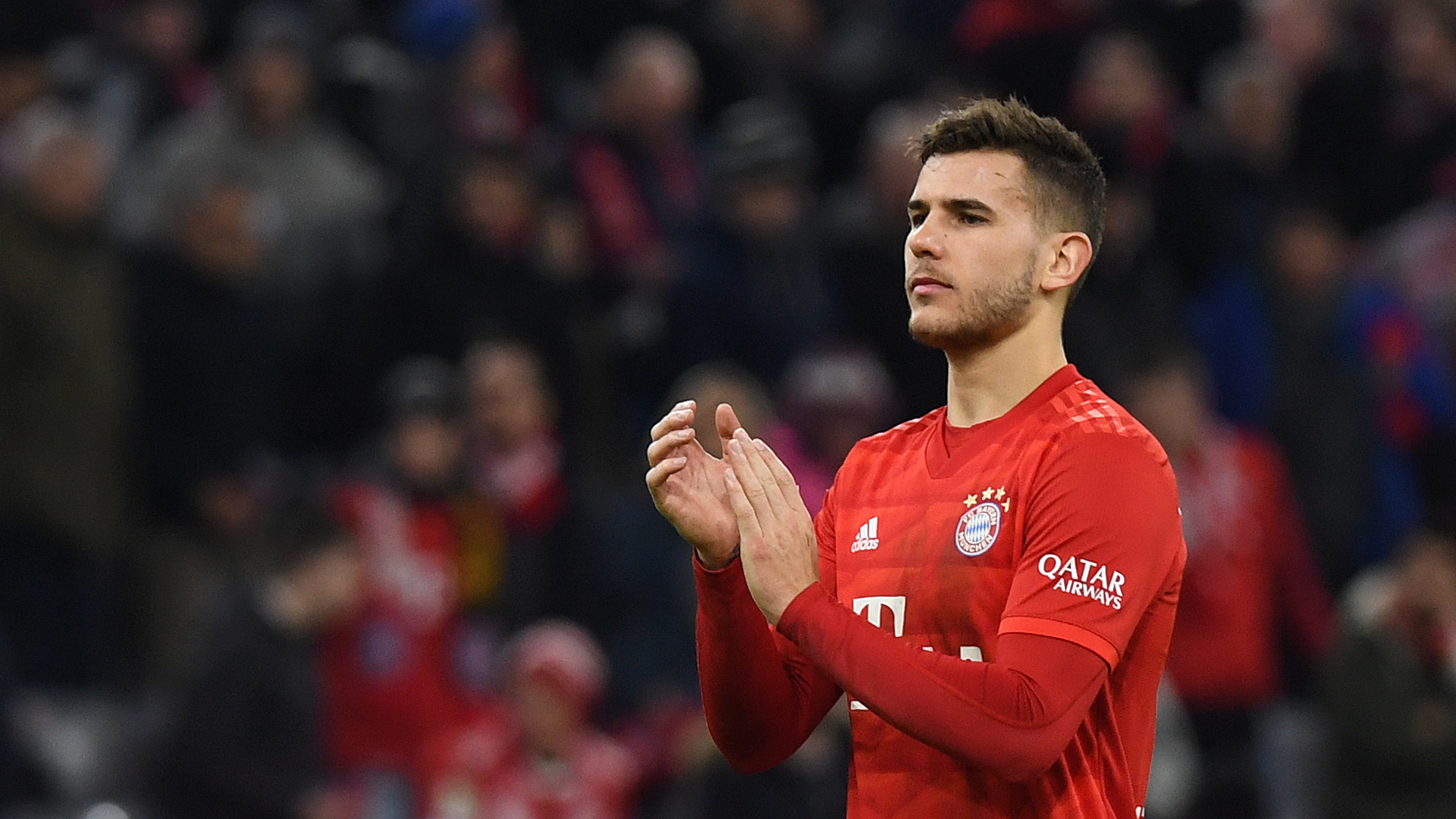Lucas Hernandez, Le Bayern est un club particulier