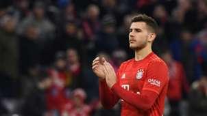 Lucas Hernandez FC Bayern