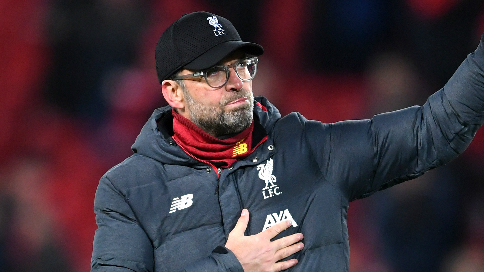 Klopp turned down Mexico job in 2015 in favour of Liverpool move