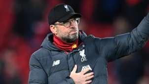 Jurgen Klopp Liverpool 2019-20