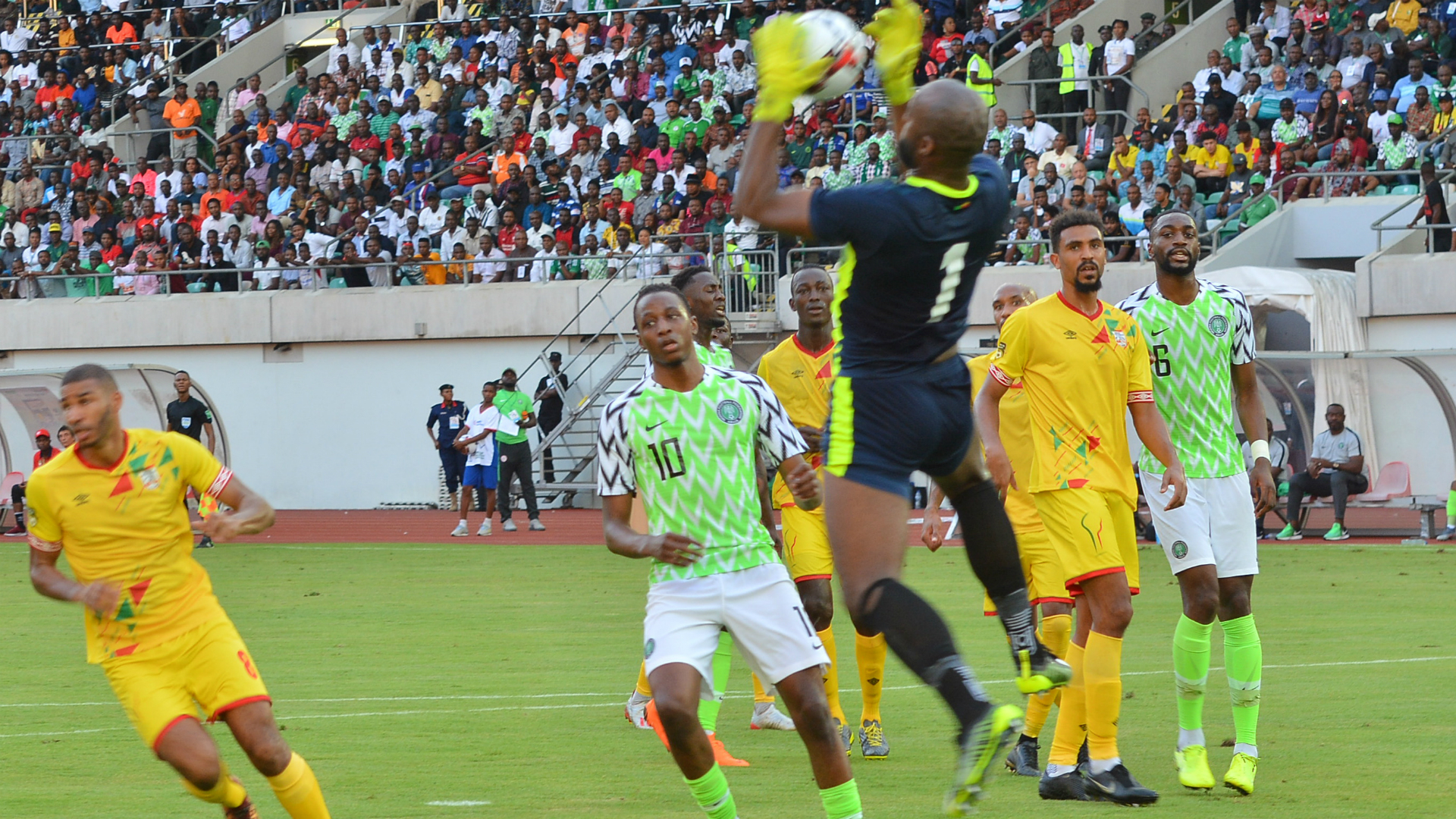 Lesotho reject Super Eagles request for early kick-off today