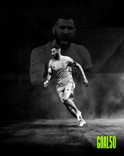 Karim Benzema Goal 50