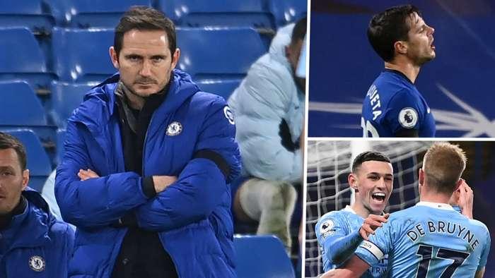 Frank Lampard Chelsea Man City GFX
