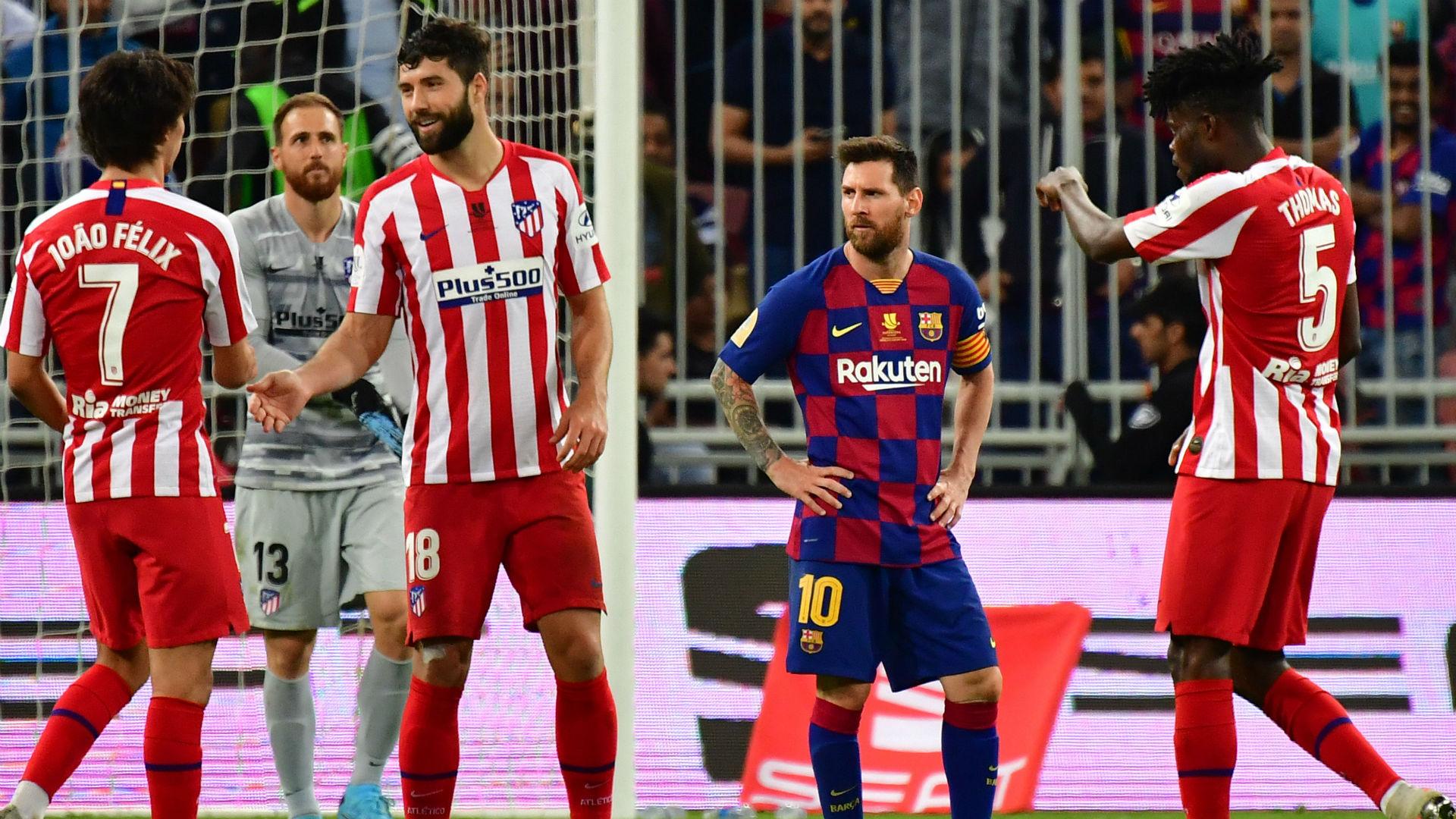 Supercup Spanien 2021