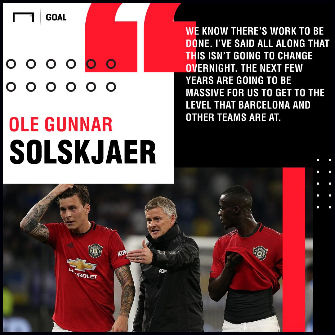 Ole Gunnar Solskjaer Manchester United PS