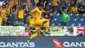 Andrew Nabbout Socceroos