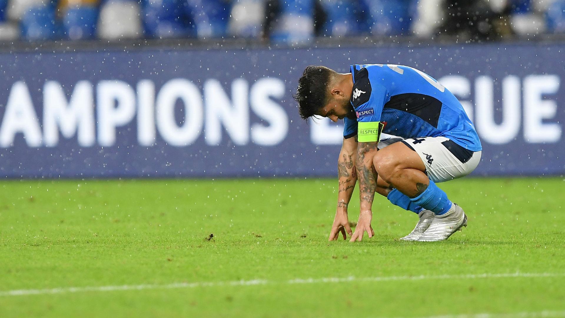 Napoli, ammutinamento dal ritiro: la decisione di De Laurentiis
