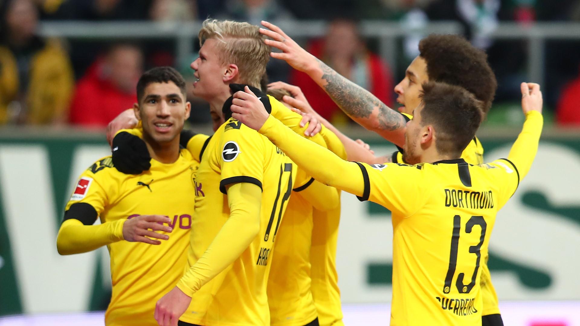 Werder Brême - Borussia Dortmund (0-2), Haaland et le Borussia enchainent