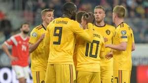 EM-Qualifikation: Hazard-Brüder schießen Russland ab, Wales siegt glanzlos