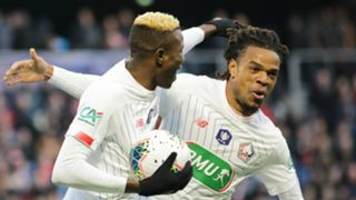 Victor Osimhen, Loice Remy - Lille