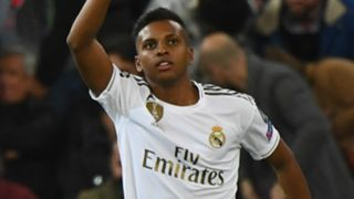 Rodrygo Real Madrid 2019-20