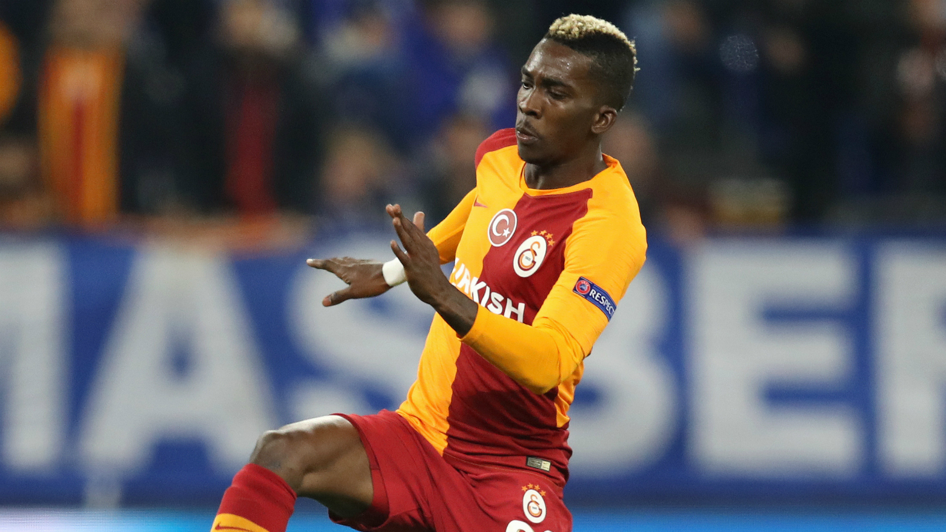 Onyekuru: Why I want to repay Terim at Galatasaray