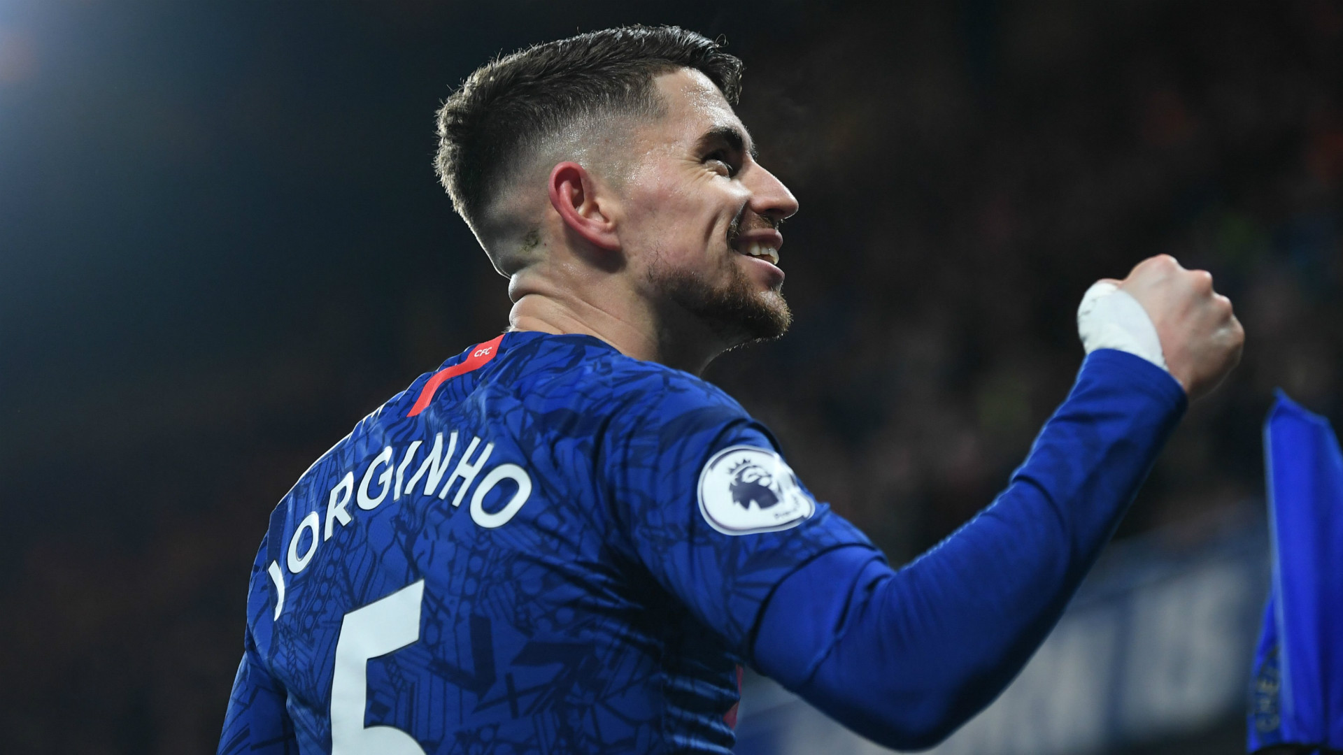 Jorginho's agent reacts to Juventus rumours and talk of Sarri reunion for Chelsea midfielder