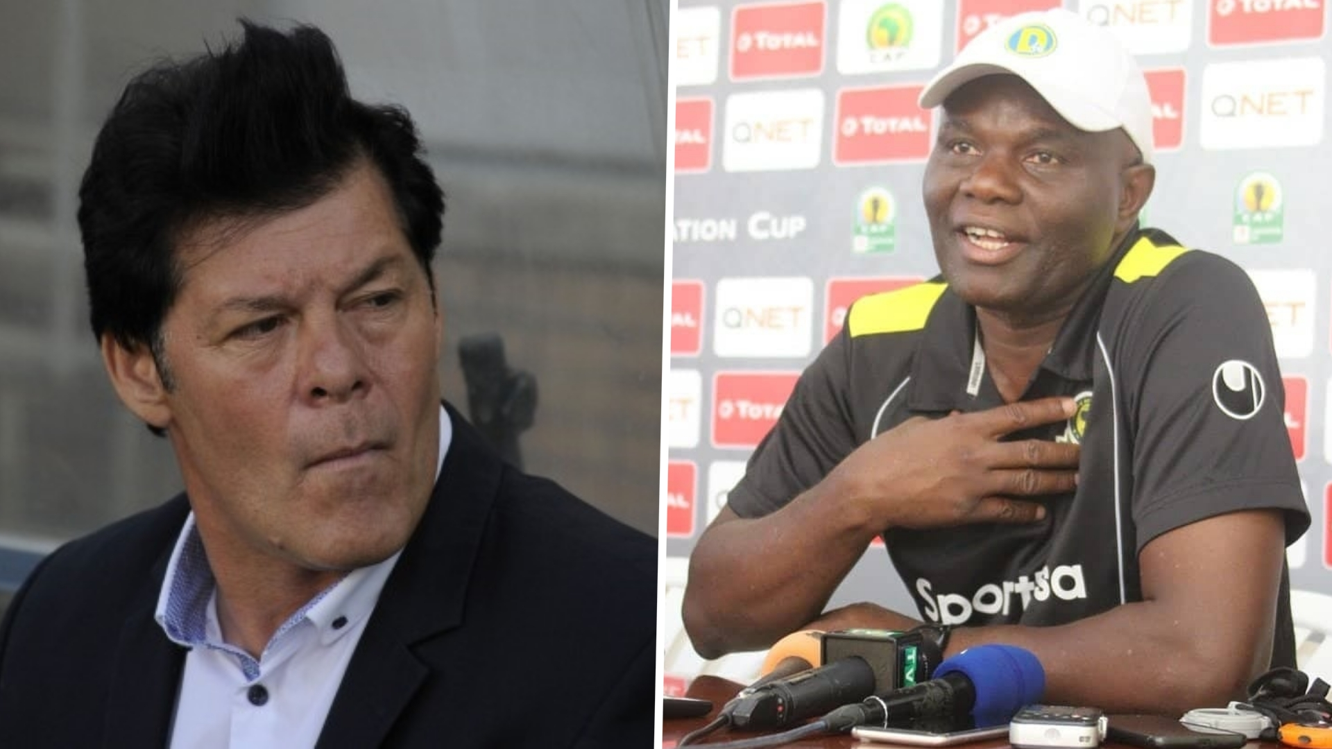 'Eymael cannot get $2000 in Europe' - Zahera hits out at former Yanga SC coach