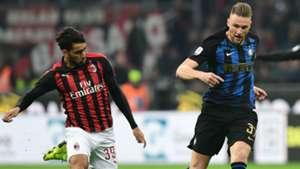 Paqueta Skriniar Milan Inter Serie A