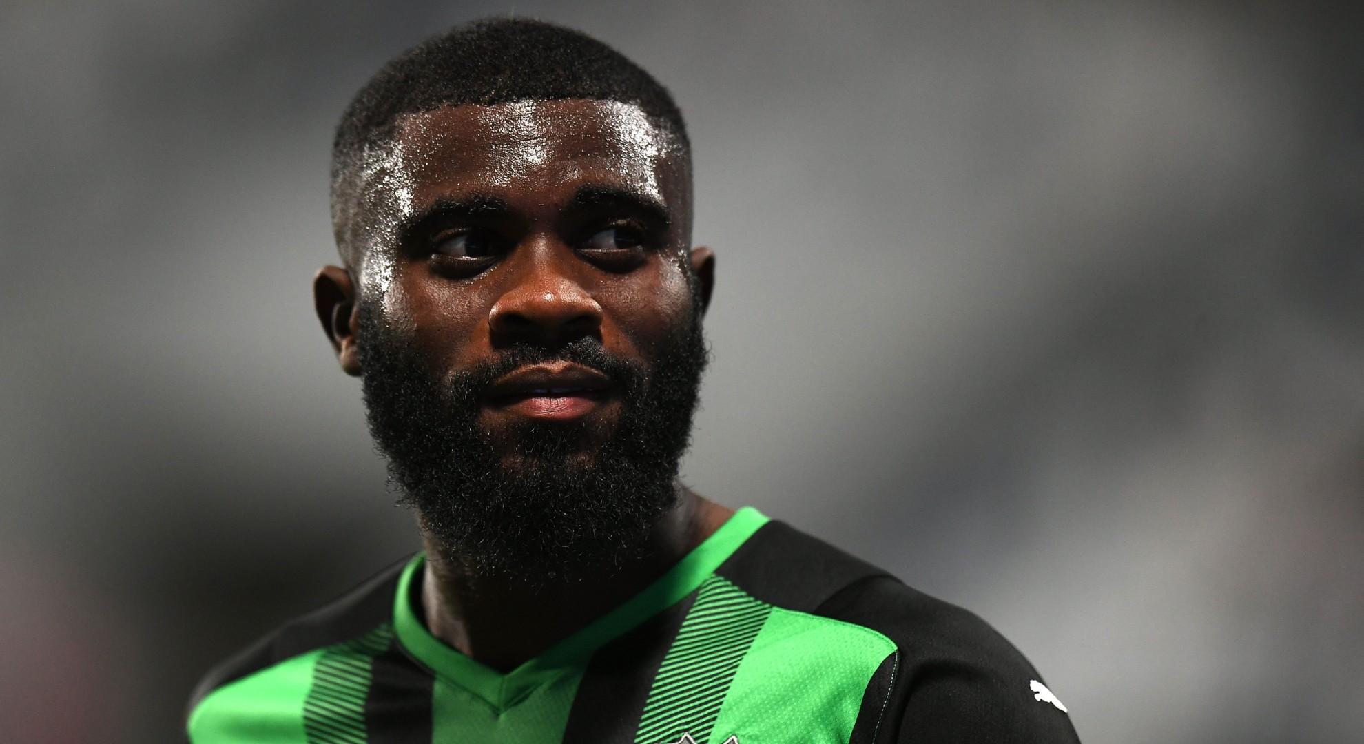 Boga bags assist as Sassuolo defeat Obi & Nwankwo's Salernitana