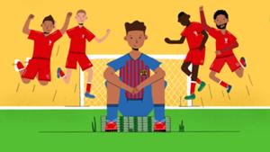 Philippe Coutinho graphic