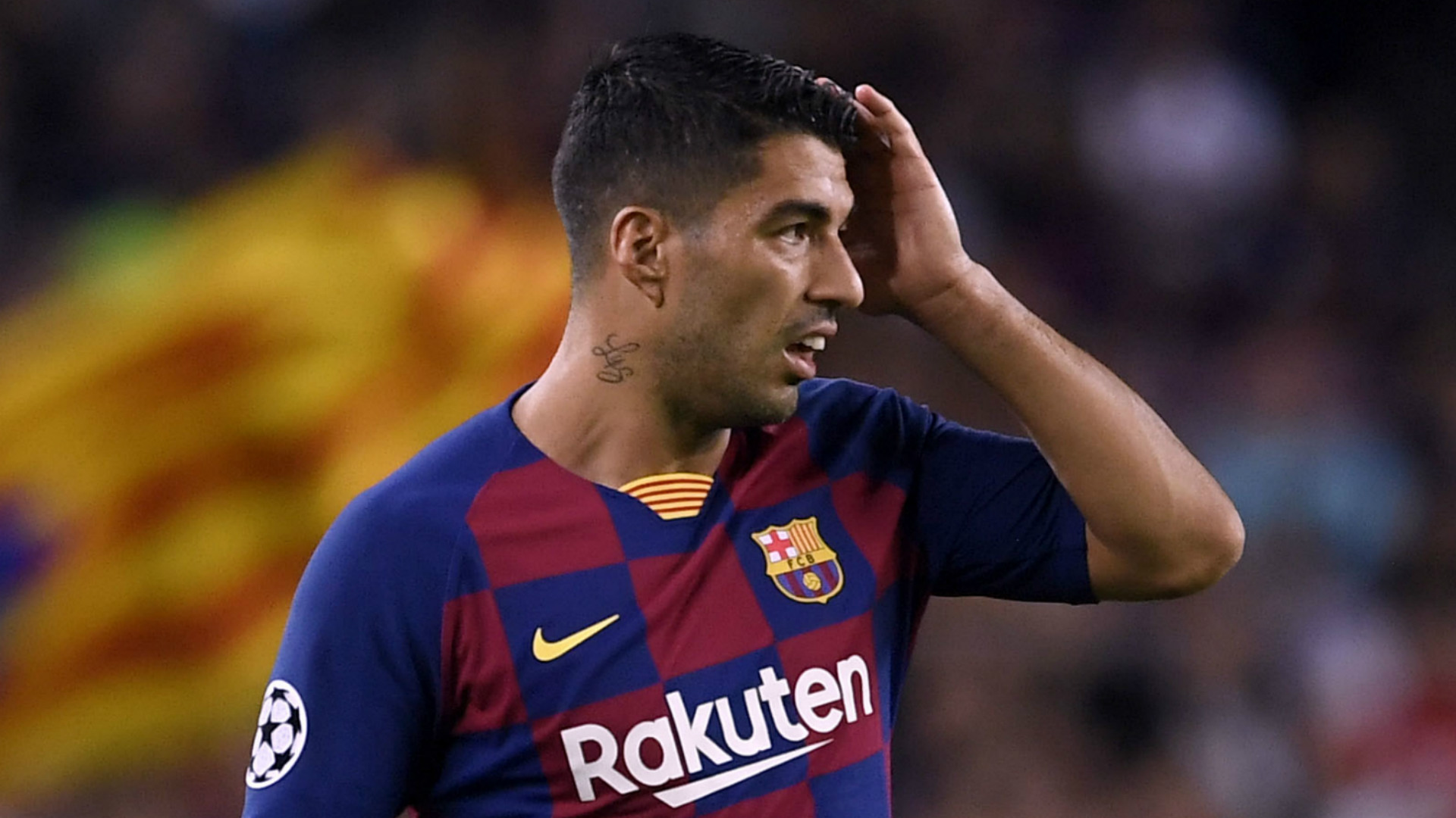 Suarez may miss rest of season as Barcelona striker ruled out for four months after surgery