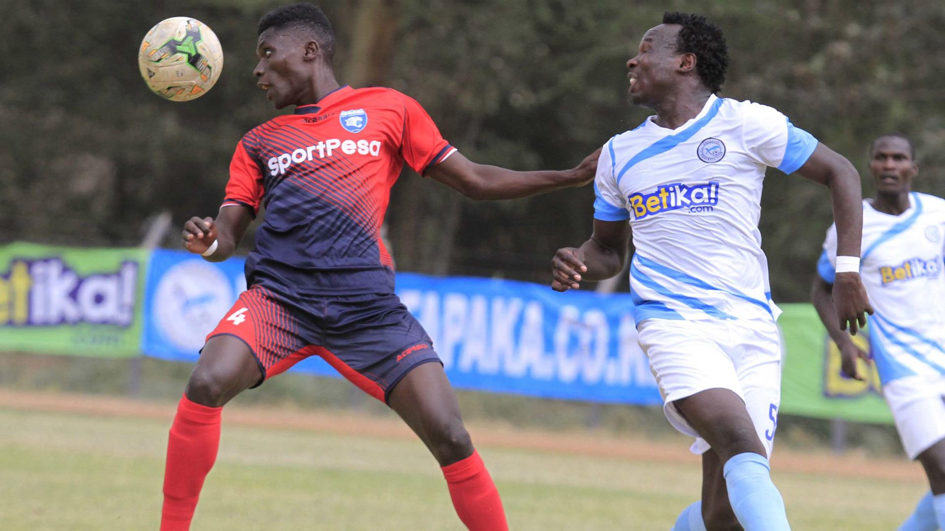 Robinson Kamura appointed AFC Leopards captain | Goal.com