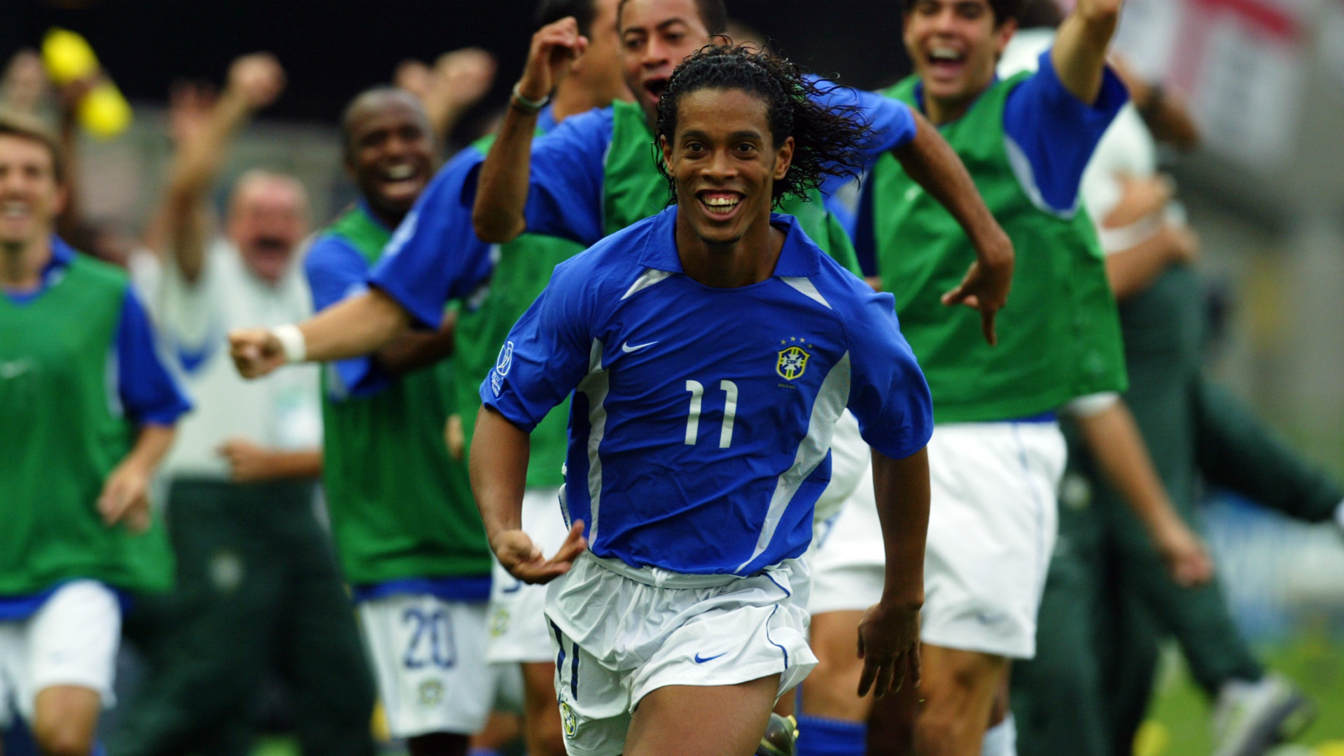 Ronaldinho: England World Cup 2002 goal my best ever | Goal.com