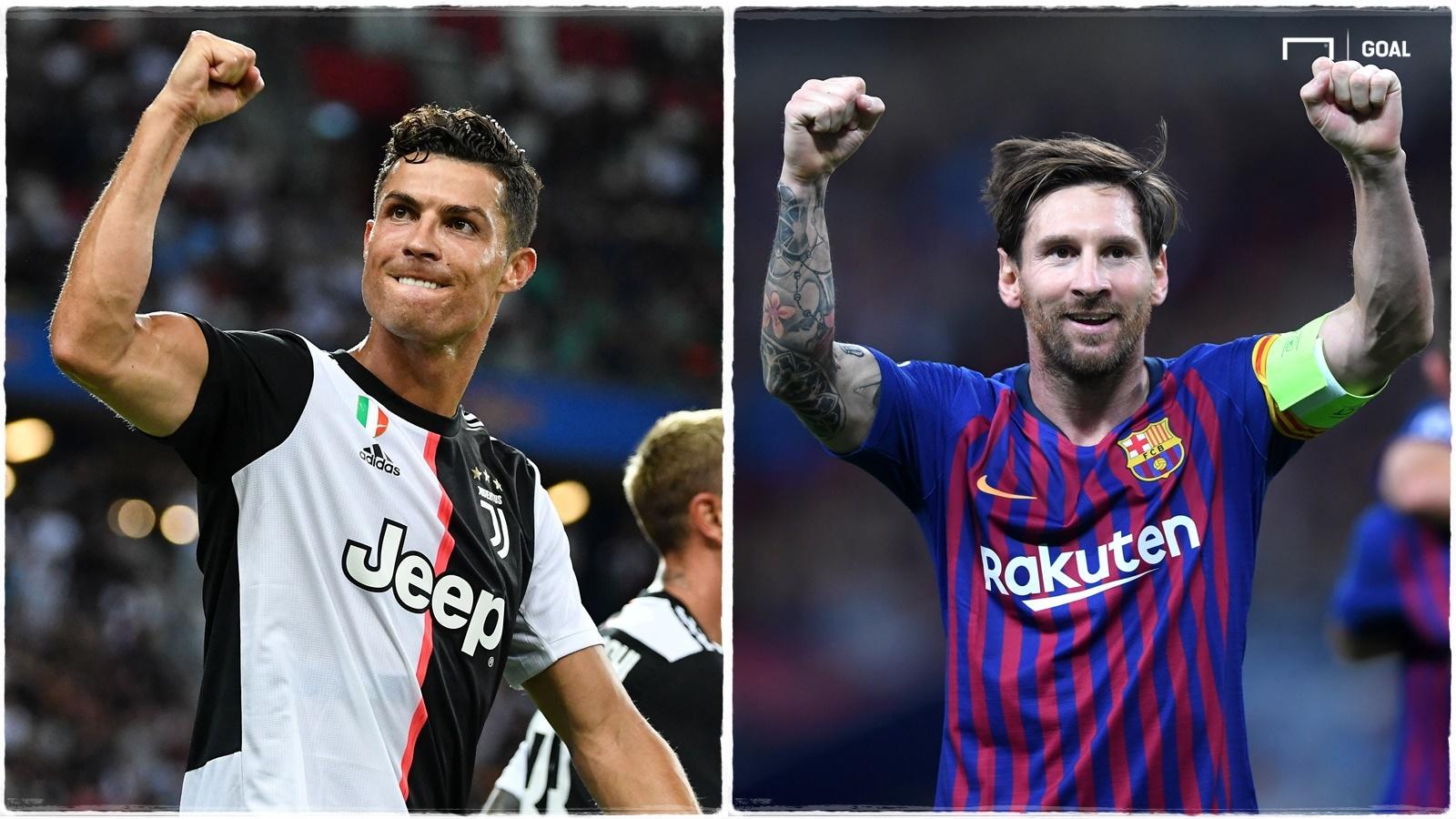 Quien Tiene Mas Goles Ronaldo O Messi Goal Com