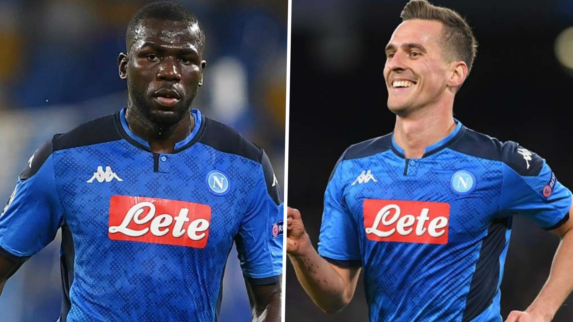 Napoli president reveals why Man City won't negotiate for Koulibaly