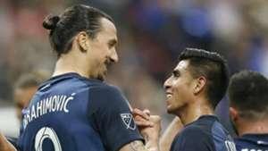 Zlatan Ibrahimovic MLS LA Galaxy 04072019