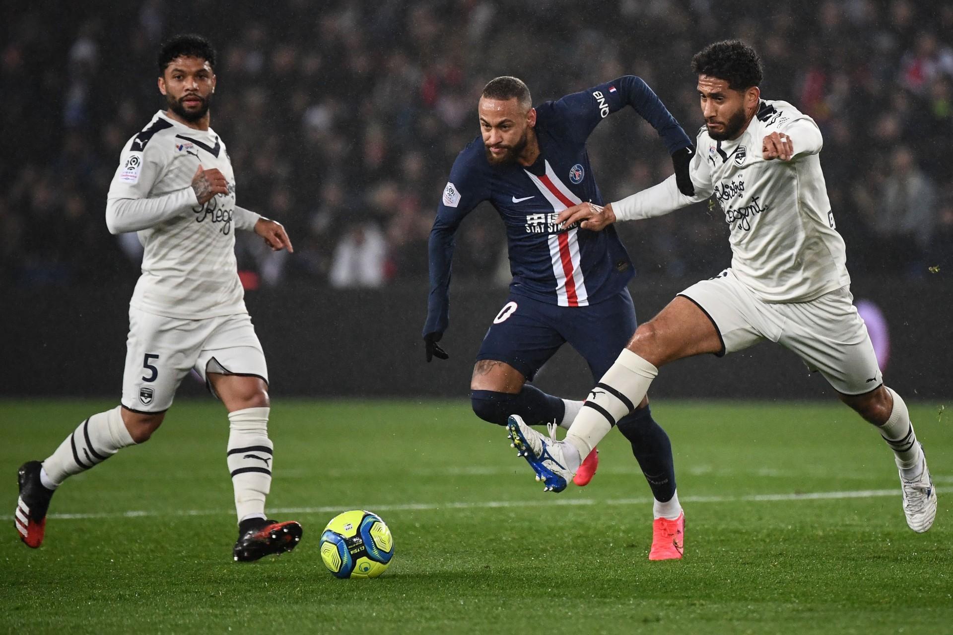 PSG-Bordeaux (4-3) - Le PSG s'en sort contre Bordeaux
