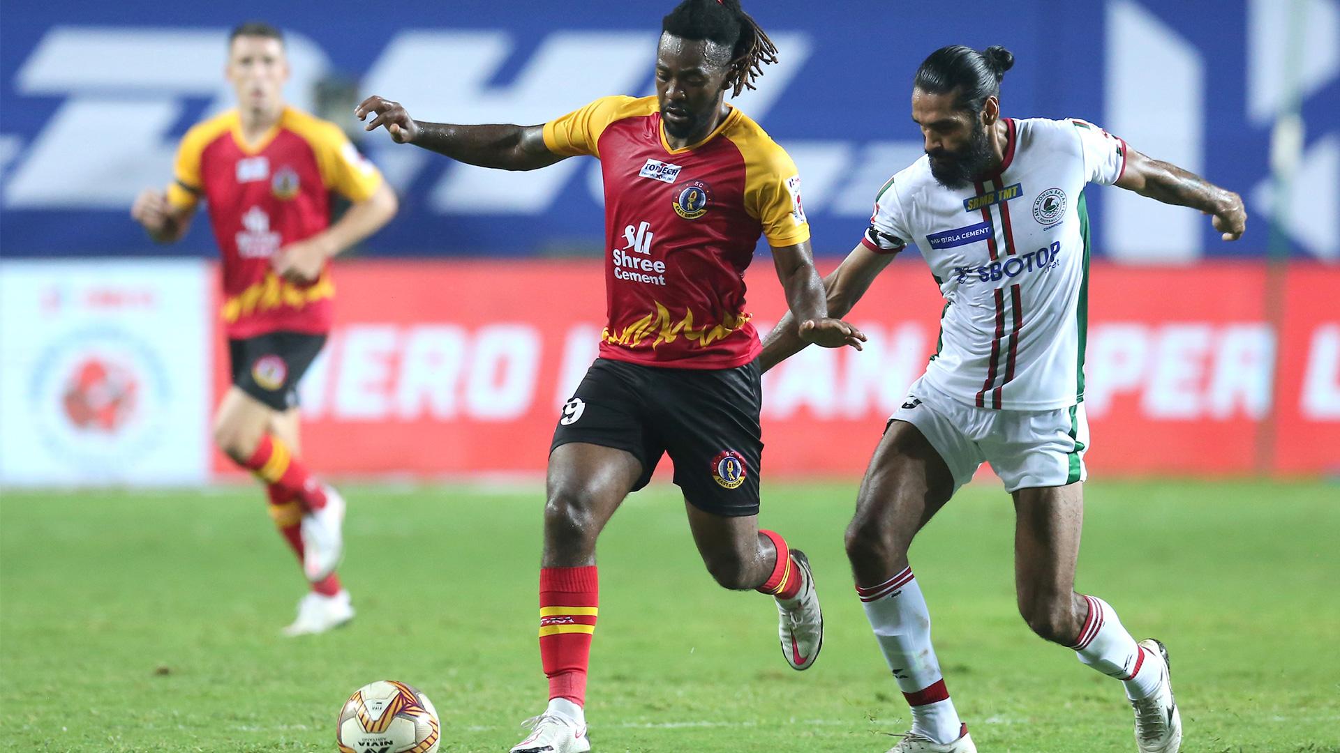 East Bengal v ATK Mohun Bagan Match Report, 27/11/20, Indian Super League |  Goal.com
