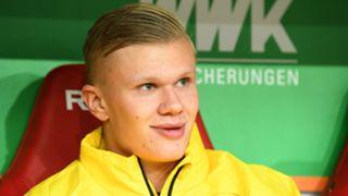 Erling Haaland Dortmund