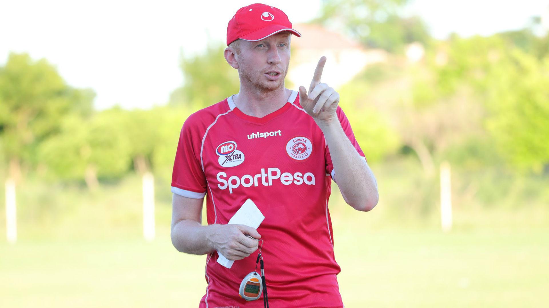Vandenbroeck: Belgian coach 'satisfied' with Simba SC's domination of Ruvu Shooting