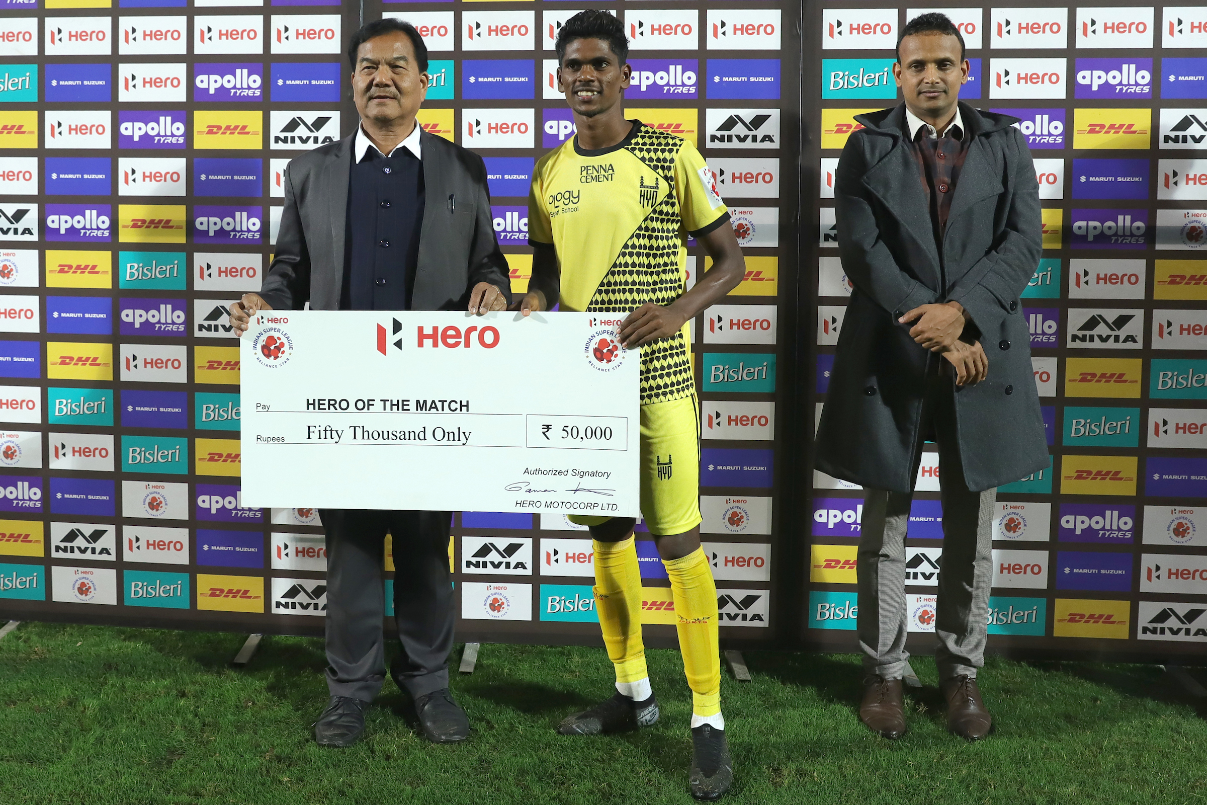 ISL: Hyderabad FC's Liston Colaco aims to play more games as he looks to make a mark