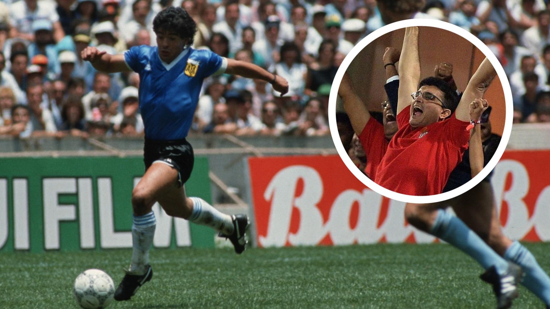 Sourav Ganguly thrilled with Copa America's Diego Maradona tribute