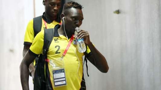 Joseph Ochaya: Uganda left back extends contract with TP Mazembe