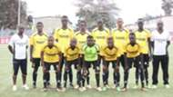 Tusker Youth team lineup