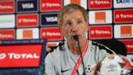 Stuart Baxter, South Africa press conference - July 2019