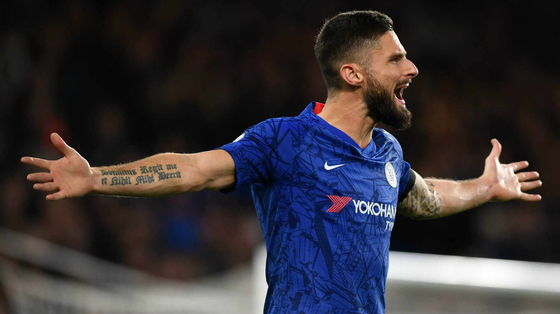 Inter make Giroud contract offer with Chelsea striker keen to move
