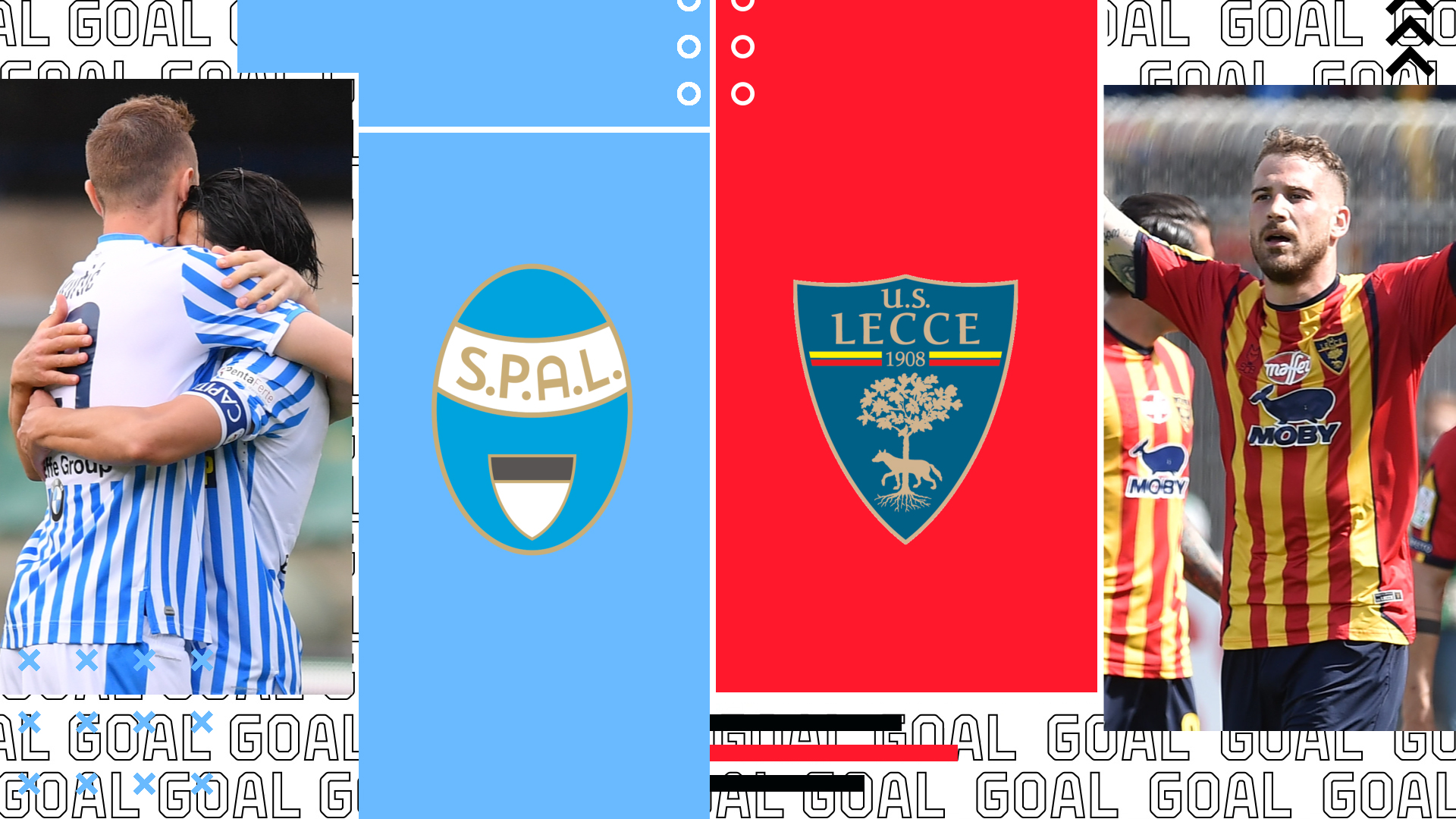 Spal-Lecce tv streaming
